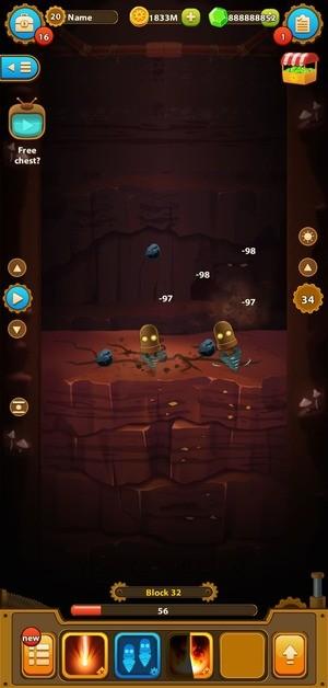 Deep Town Screenshot 3