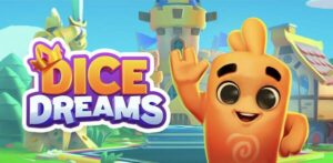 Dice Dreams Logo