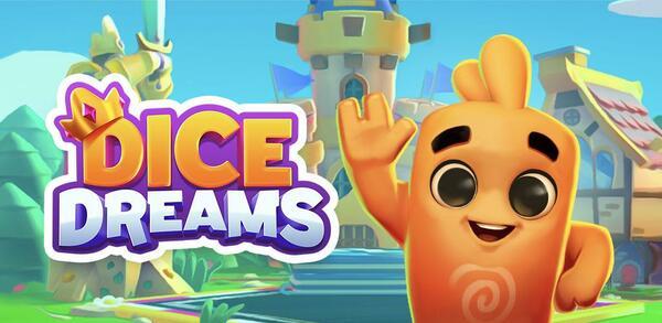 Dice Dreams Logo