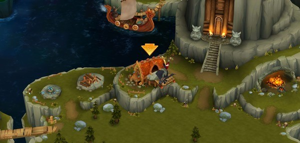 Dragons Rise of Berk Screenshot 1