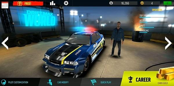 Drift Max World Screenshot 2