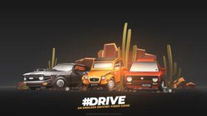 #Drive Logo