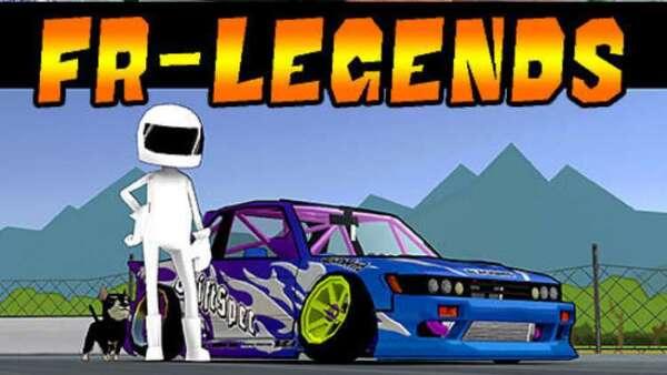 FR Legends Logo