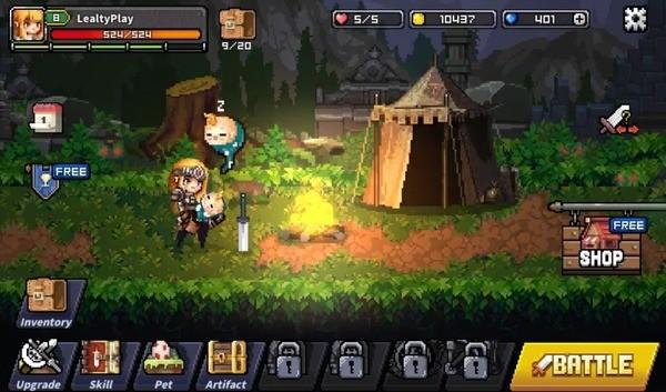 Final Destiny Screenshot 1