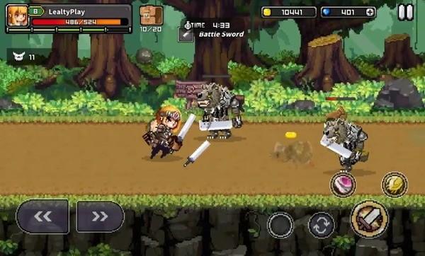 Final Destiny Screenshot 2