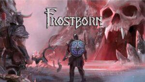 Frostborn Logo