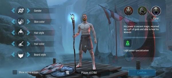 Frostborn Screenshot 1