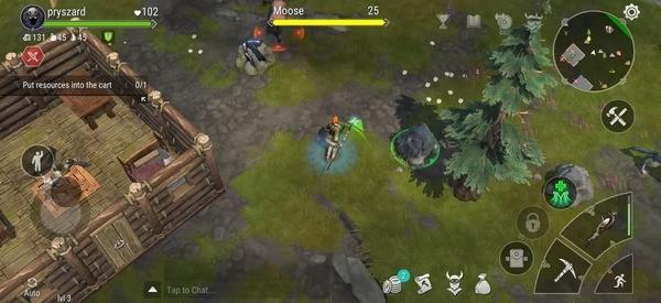 Frostborn Screenshot 3