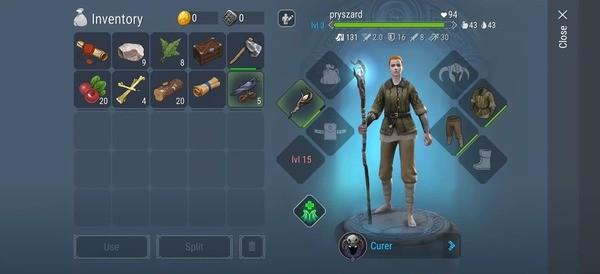 Frostborn Screenshot 4