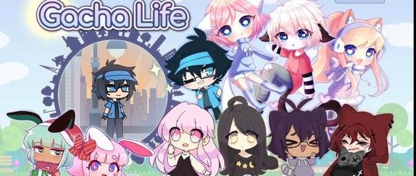 Gacha Life Logo