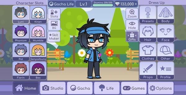 Gacha Life Screenshot 1
