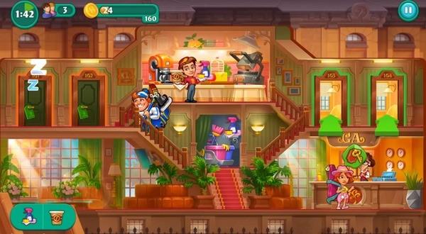 Grand Hotel Mania Screenshot 3