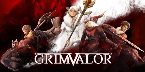 Grimvalor Logo