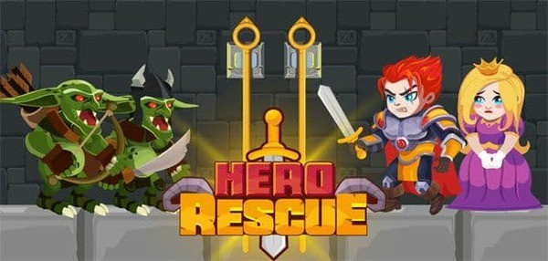 Hero Rescue Logo