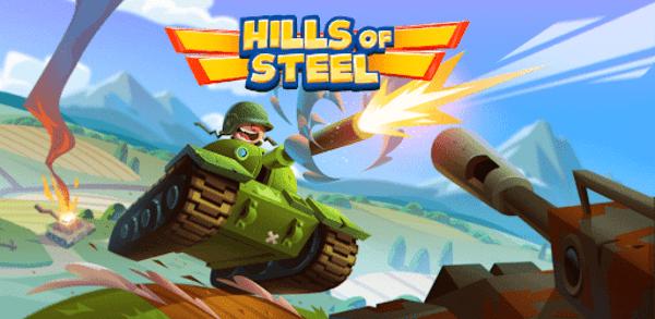 Hills of Steel Logo