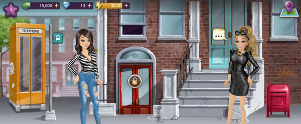 Hollywood Story Fashion Star Screenshot 3
