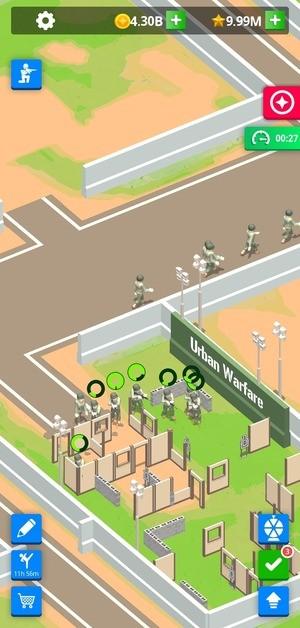 Idle Army Base Screenshot 3