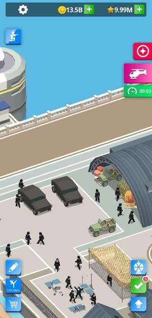 Idle Army Base Screenshot 4
