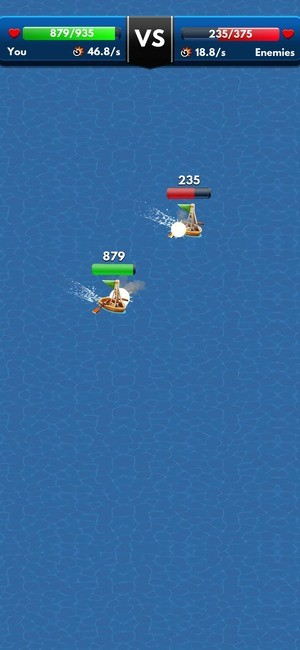 Idle Pirate Tycoon Screenshot 3