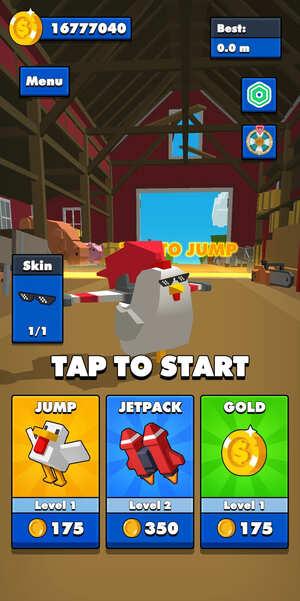 Jetpack Chicken Screenshot 1
