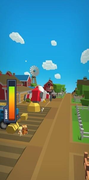 Jetpack Chicken Screenshot 2