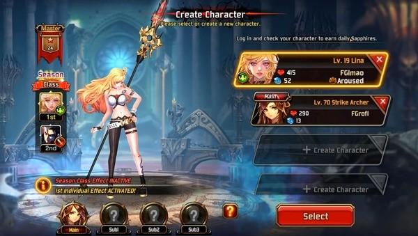 Kritika The White Knights Screenshot 1