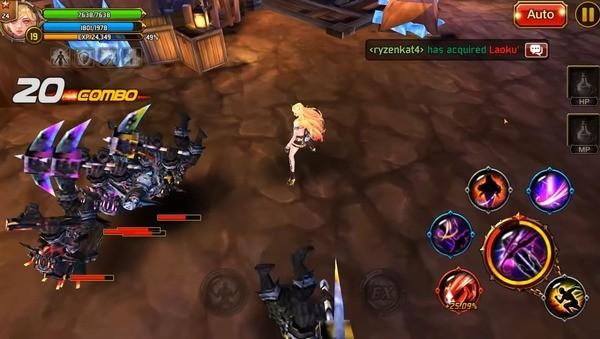 Kritika The White Knights Screenshot 2