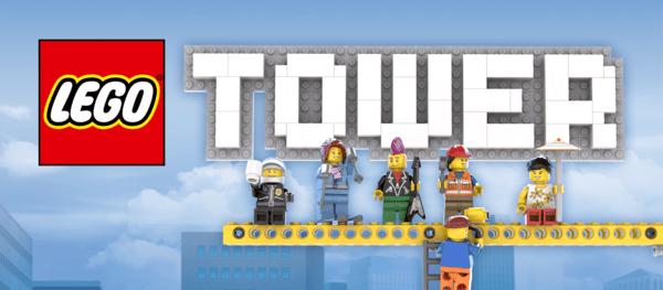 Lego Tower Logo