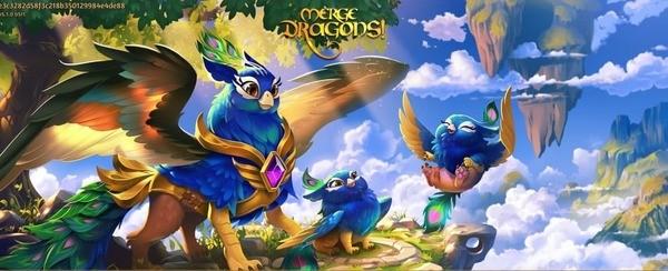 Merge Dragons Logo