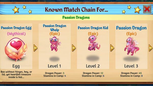 Merge Dragons Mod