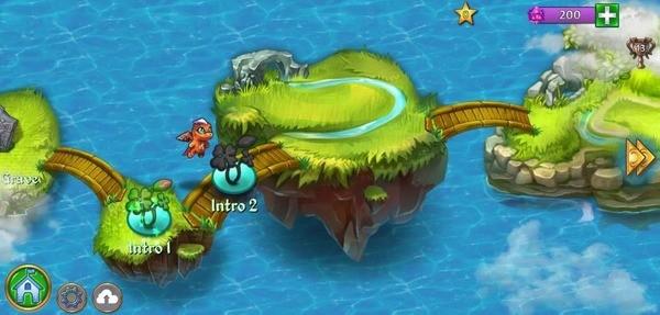 Merge Dragons Screenshot 1