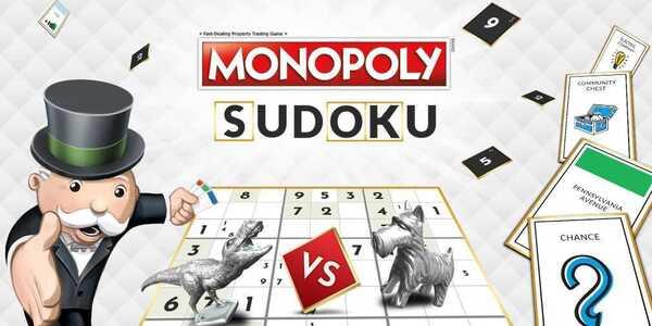 Monopoly Sudoku Logo