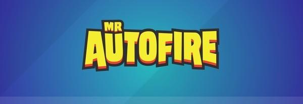 Mr Autofire Logo