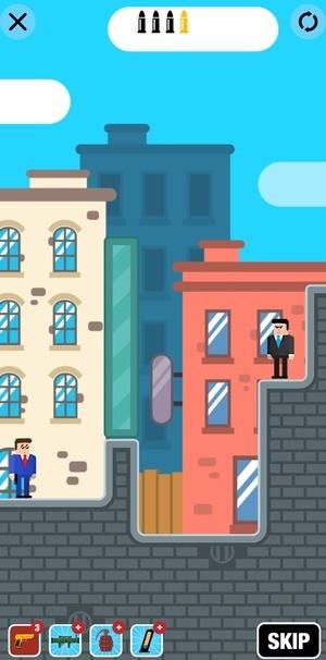 Mr Bullet — Spy Puzzles Screenshot 2