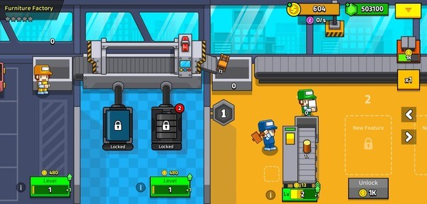 My Factory Tycoon Screenshot 1