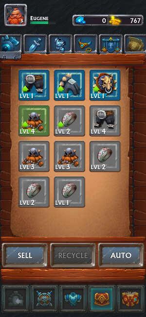 Never Ending Dungeon Screenshot 3