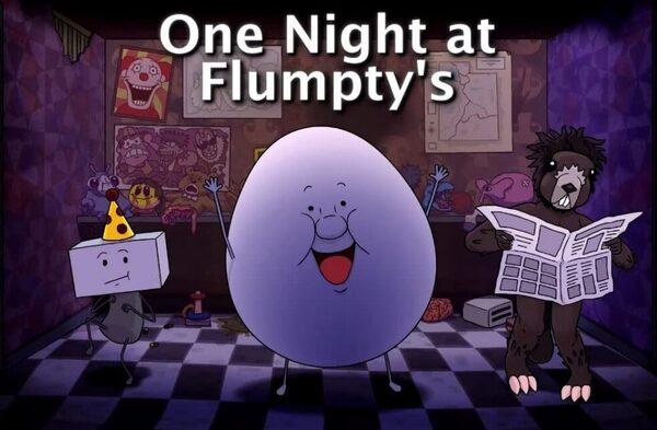 One Night at Flumpty's Logo