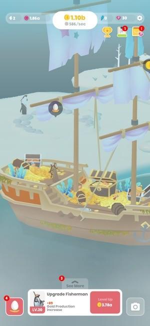 Penguin Isle Screenshot 1