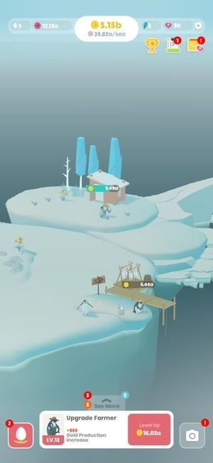 Penguin Isle Screenshot 2