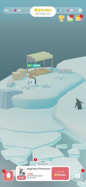 Penguin Isle Screenshot 3