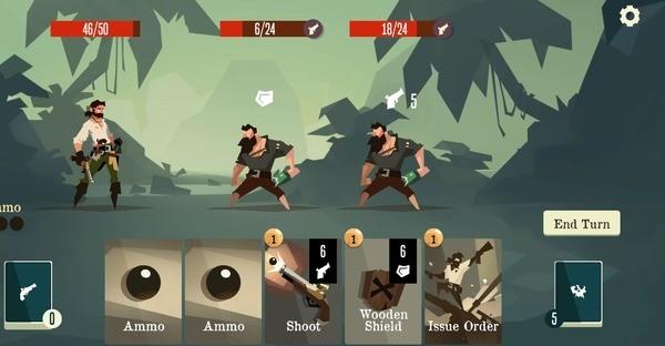 Pirates Outlaws Screenshot 1