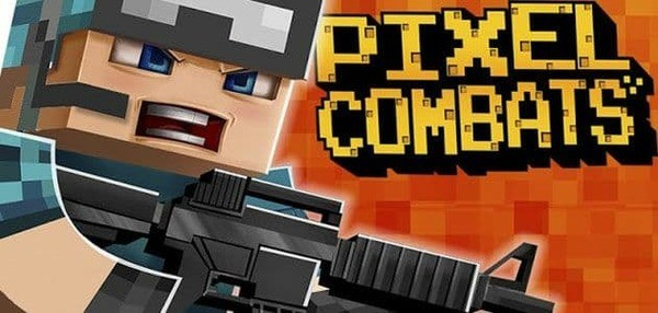 Pixel Combats 2 Logo