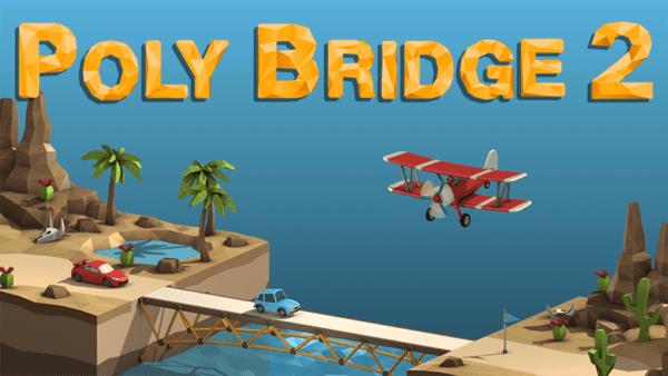 Poly Bridge 2 Logo