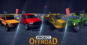 Project Offroad Logo