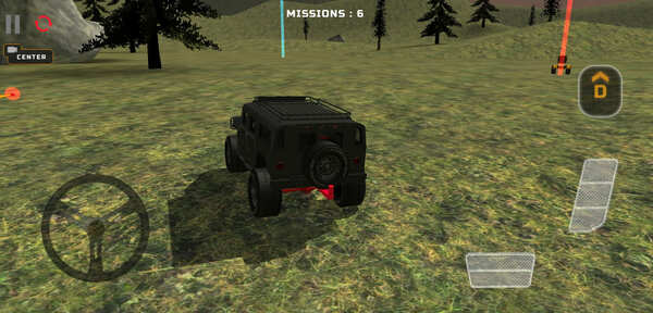Project Offroad Screenshot 1