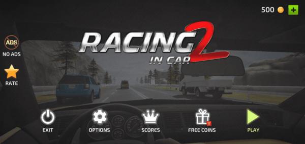 Racing in Car 2 Logo