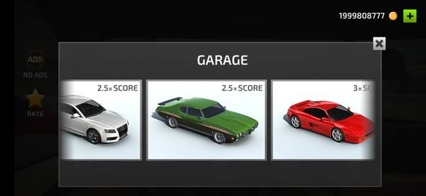 Racing in Car 2 Mod
