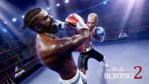 Real Boxing 2 Logo