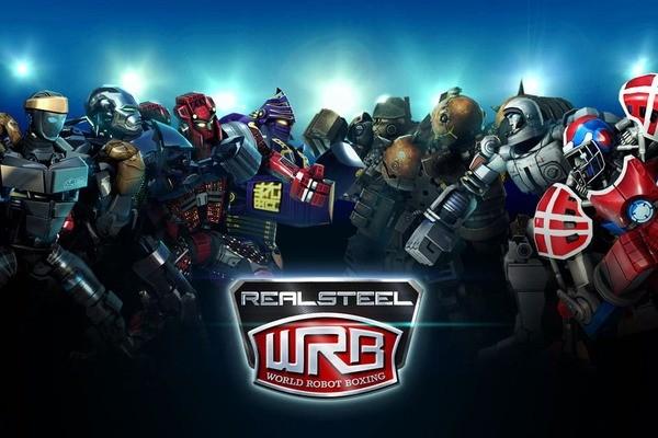 Real Steel World Robot Boxing Logo
