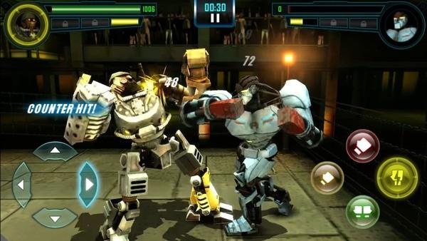 Real Steel World Screenshot 1